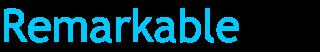 RemarkableTek Logo Original